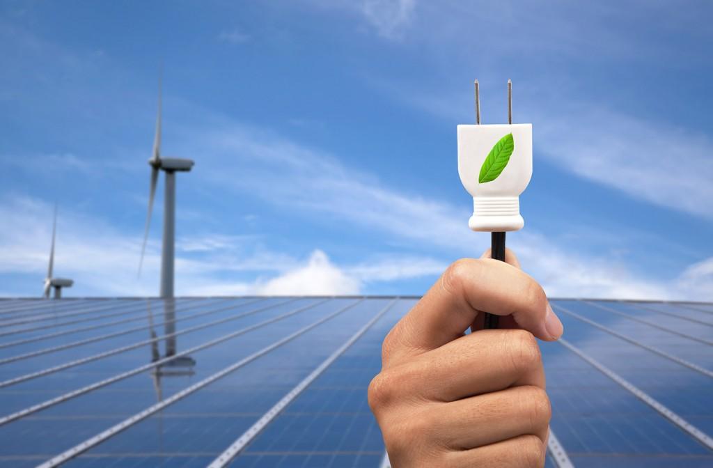 Eco power concept